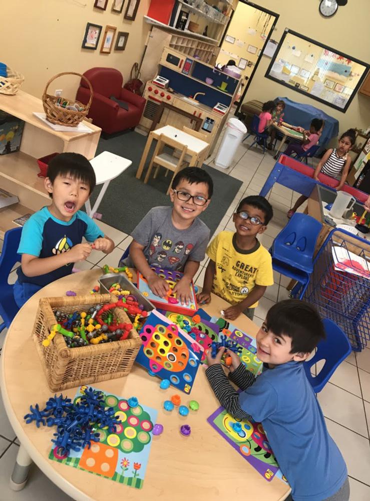 Kindergarten Class: Creative Scholars Preschool